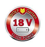 WOLF-Garten Trimmer LI-ION POWER GTA 700; 41AE0U-L650 - 8
