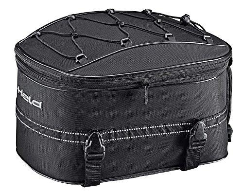 Held Iconic Evo Hecktasche, Farbe schwarz, Größe L