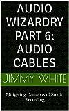 Audio Wizardry Part 6: Audio Cables: Mitigating Daemons of Studio Recording (English Edition)