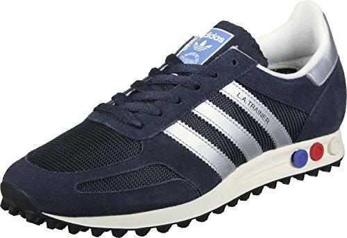 adidas la Trainer Og, Scarpe da Ginnastica Basse Uomo Blu (Legend Ink/matte Silver/night Navy)