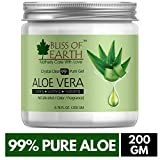 Best Fresh Aloe Vera Gels - Bliss of Earth Aloe Vera Gel Face, Body Review