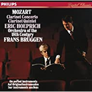 Mozart: Clarinet Concerto in A / Clarinet Quintet in A