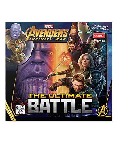 Funskool Games Avengers Infinity Wars Game