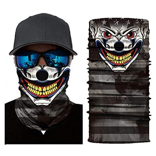 GreatFun Máscara Ciclismo - Esquí Motocicleta Completamente