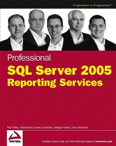 Professional SQL Server 2005 Reporting Services (Wrox Professional Guides)