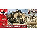 Airfix 1:48 British Forces Forward Assault Group Gift Model Set