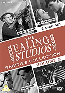The Ealing Studio Rarities Collection - Volume 2 [DVD] [UK Import]