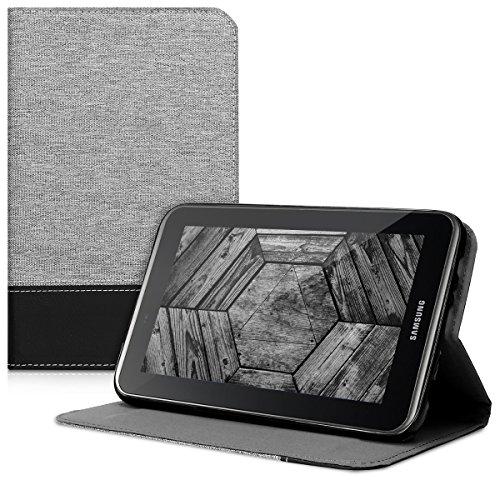 kwmobile Samsung Galaxy Tab 2 7.0 P3110 / P3100 Hülle - Tablet Cover Case Schutzhülle für Samsung Galaxy Tab 2 7.0 P3110 / P3100 mit Ständer