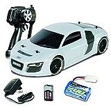 Carson 500404058 - 1:10 FD Audi R8 2.4G Fahrzeug 100% RTR