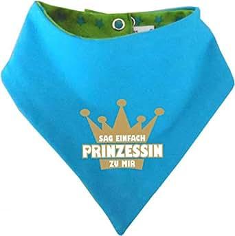 Kinder Halstuch Sommer Stripes Nur schauen nicht Anfassen/in 9 Designs/Größen 0-36 Monate KLEINER FRATZ Baby Halstücher Bekleidung