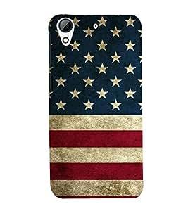 EPICCASE USA Mobile Back Case Cover For HTC Desire 728 (Designer Case)