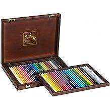 Caran D'Ache 30 Supracolor Hidrosoluble Lápices & 30 Lápices De Color Permanente De Pablo