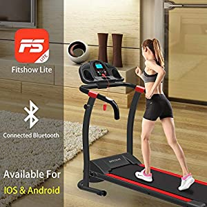 Murtisol Folding Treadmill