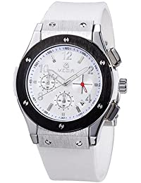 MEGIR Men Watch Quartz Sport Watch Casual Chronograph Watches