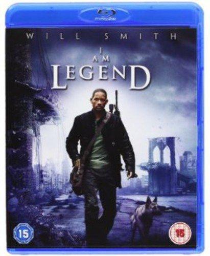 I Am Legend [Blu-ray] [UK Import] (Nutrition-shop)