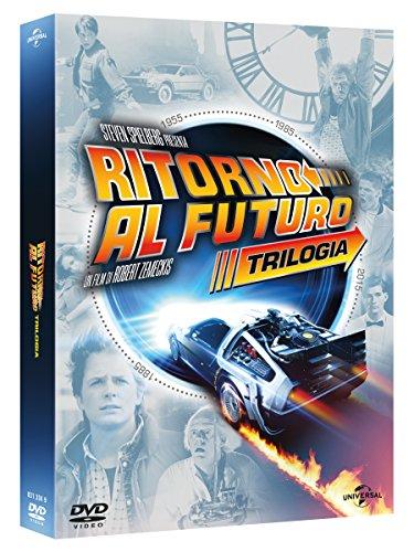 Ritorno Al Futuro Trilogia Dvd St