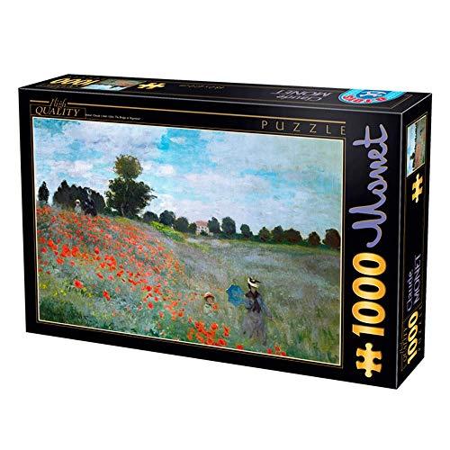 D-Toys Puzzle 1000Pcs, 67548CM01, Uni