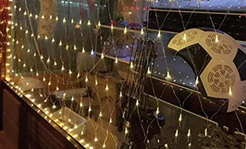 H&M String, LED Weihnachtsbeleuchtung wasserdichte Net Lampe Festival Weihnachtsschmuck (Laterne Weihnachtsschmuck)