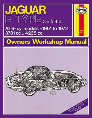 Jaguar E-Type (Haynes Service and Repair Manu)