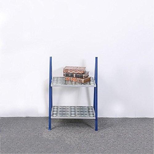 LongYu Blumen-Stand-Badezimmer-Lagerregal-Schlafzimmer-Buch-Regal-Gestelle (Tisch Hochzeit Blumen-mittelstück)