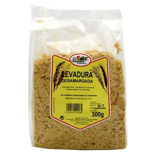 LEVADURA DE CERVEZA DESAMARGADA 300 gr