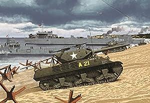 Academy Modelo del Tanque M10 US Army 70 Aniversario 1944 GMC 01:35 Maqueta