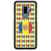 Micro Gorilla Andorra Andorran Flag Bandera dAndorra Carcasa de Samsung Galaxy S9 Plus