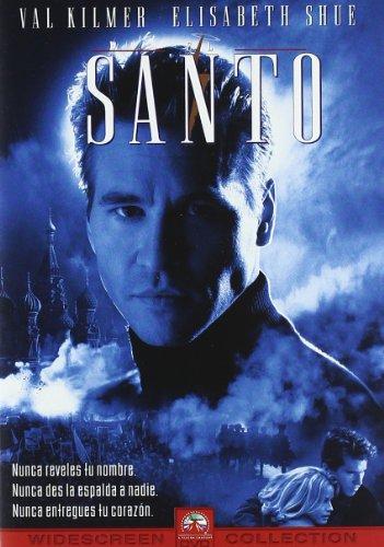el-santo-dvd