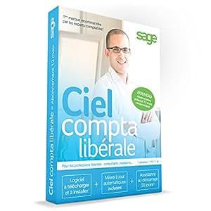 Ciel Compta Libérale - Abonnement 1 an 2016