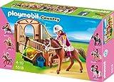 PLAYMOBIL 5518 - Shagya Araber mit braun-beiger Pferdebox