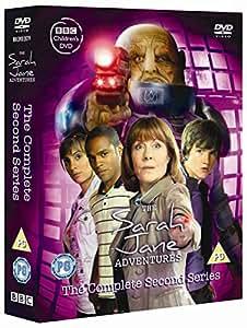 The Sarah Jane Adventures - The Complete Series 2 Box Set [DVD]