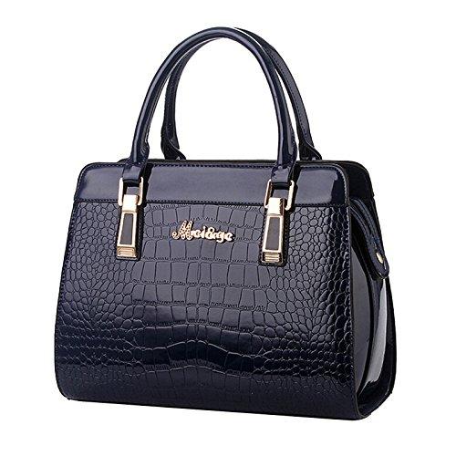NiaNia ,  Damen Tasche blau