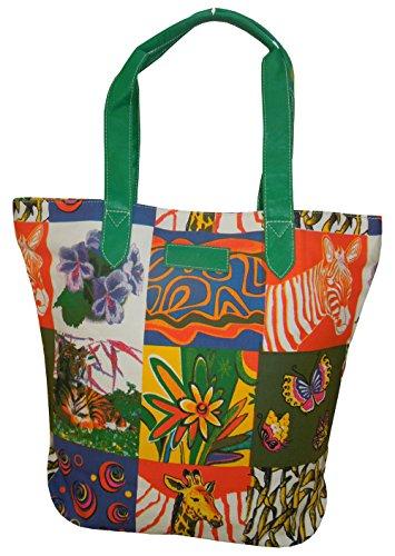 Spice Art, Borsa a mano donna Multicolore