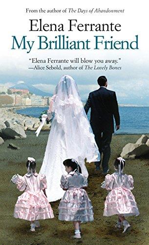 MY BRILLIANT FRIEND -LP (The Neapolitan Novels: Thorndike Press Large Print Basic) por Elena Ferrante