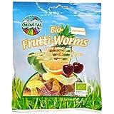Georg Rösner Frutti Worms ohne Gelatine (100 g) - Bio