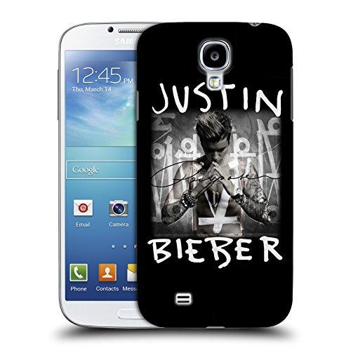 Offizielle Justin Bieber Albumcover Purpose Ruckseite Hülle für Samsung Galaxy S4 I9500 (Justin Bieber Samsung Galaxy S4)