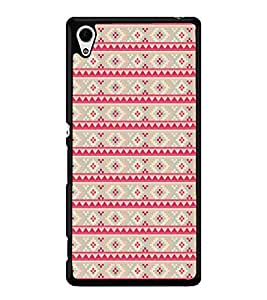 PRINTSWAG PINK PATTERN Designer Back Cover Case for SONY XPERIA Z4