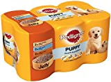 Pedigree Puppy Cans Mixed Selection in Jelly, 6 x 400g