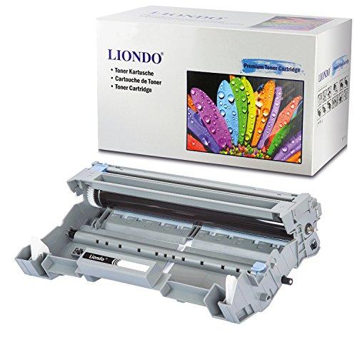Liondo® Trommeleinheit / Drum DR-3200 kompatibel zu Brother TN-3280 für Brother HL-5340 D / HL-5350 DN / DNLT, HL-5370DW, HL-5380DN, Brother DCP-8070D / 8085DN, Brother MFC-8370N / DN, MFC-8380DN, MFC-8880DN, MFC-8890DW - Trommelkapazität bis zu 25.000 Seitenleistung