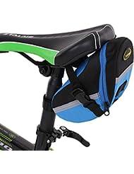 Docooler Bolsa de Sillín de Bicicleta Ciclismo Bolso al Aire Libre