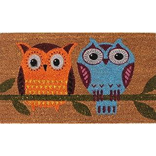 Doormat Natural Coir BUHOS Straight 40x 70