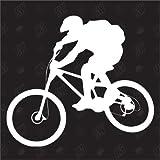 "Autoaufkleber /""Dreckstück on Board/"" Mountain Bike /& Downhill Aufkleber"