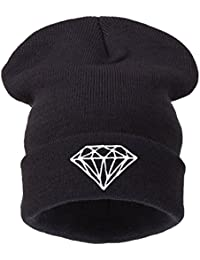4sold - Bonnet -  Homme noir Noir Taille universelle