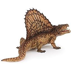 Papo - Dimetrodon, figura de dinosaurio pintada a mano (2055033)