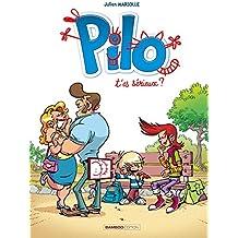 Pilo T01 - 48H BD 2018