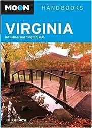 Moon Virginia: Including Washington, D.C. (Moon Handbooks)