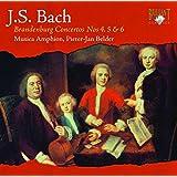 Bach: Brandenburg Concerto 4-5-6