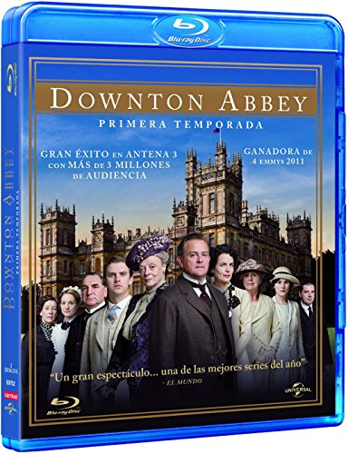 Downton Abbey - Temporada 1 [Blu-ray]