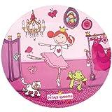 Sigikid Pinky Queeny Melamine Plate (23 x 23 x 2 cm)