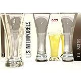 KB8 - Verres à Pastis 18 cl par 3 verre fond épais